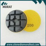 Электроды для полировки пола облигаций полимера при поддержке Velcro Алмазные инструменты