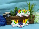 Mignon chevaux Unicorn pu ralentir la hausse parfumé Squishy soft toys