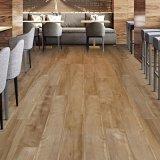 Medio ambiente impermeable resistente mosaico de madera flotante pavimento PISO INTERIOR