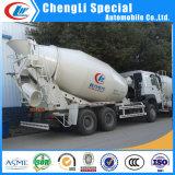 Sinotruk HOWO 6cbm 8cbm Concrete Cement Mixer Truck 8m3
