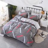 2018 Nuevo Diseño de impresión de dispersar el edredón Bedsheet 1500 Conjunto de ropa de cama