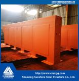 Estructura de acero para la construcción de equipos de la planta de energía, taller, almacén
