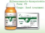 Más eficiente Formulación difenoconazol con azoxistrobina