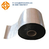De zelfklevende Strook van het Bitumen van het Aluminium Waterdichte