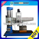 Тип радиальная Drilling машина прямой связи с розничной торговлей Zq3050X16 фабрики ручной с сертификатом
