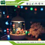 2017 Creatieve Aanvullinge LEIDENE Nightlight van de Gift micro-Landschap Lamp voor Kerstboom