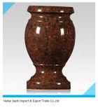Nuovo cimitero del vaso del granito di disegno per le lapidi della pietra tombale
