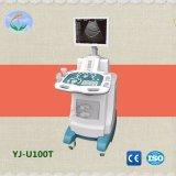 Mais barato produtos hospitalares Carrinho scanner de ultra-sonografia Doppler em Cores Máquina (YJ-U100T)
