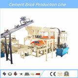 Máquina de fabricação de blocos de concreto / máquina de tijolos