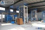 Linha de produção oca da máquina do bloco