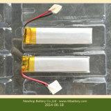 Hardware de 701855701855P 3.7V 500mAh Lipo Bateria 1,85 wh