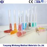 Équipement médical Aiguille injectable hypodermique jetable pour la seringue (ENK-HN-001)