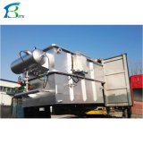 Il DAF Piano-Scorre tipo flottazione dell'aria dissolta per il trattamento di acqua di scarico della latteria