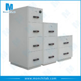 Gabinete de armazenamento do arquivamento de 4 gavetas