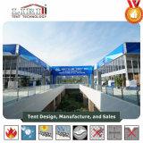 De maatTent van de Markttent van het Dek van de Kubus Dubbele voor Tentoonstelling Tradeshow/