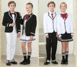 Uniforme scolastico su ordinazione di alta qualità per i ragazzi e le ragazze