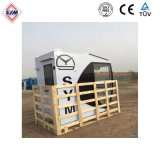 La construcción de la grúa torre de alta calidad precio de la cabina