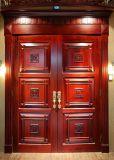 Projet Social Bois MDF avec la conception de la porte