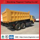 10 autocarro con cassone ribaltabile di Sinotruk HOWO delle rotelle 336HP per l'estrazione mineraria in Africa