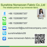 Spunbond Nonwoven PPの家具製造販売業車ファブリック
