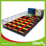 Adultのための大きいIndoor Extreme Trampoline Park