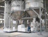 Sulfato de alumínio usado para a purificação de água