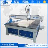Grabado 3D de la máquina rebajadora CNC para madera tallado