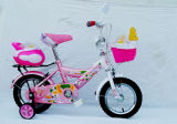 Schönes Pink und White Girls Children Bicycle Child Bike