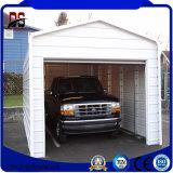 Structures en acier préfabriquées faciles de garage de grande envergure d'installation