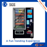 2016 Touch doppio Screendrink Vending Machine (con la memoria)