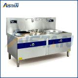 Xdc700-1W2 het Commerciële Kooktoestel van de Wok van de Inductie Grote
