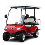 Электрические тележка/багги, потолок с гибридной корзиной и (красный цвет DEL2022D2Z, 4-Seater)