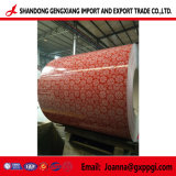 Les bobines en acier recouvert de couleur imprimée/PPGL/gi/GL CGCC SGCC /PPGI DX51d/
