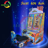 Easyfun 아케이드 게임 기계 아이를 위한 행복한 비행거리 자동차 경주 시뮬레이터