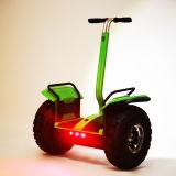 Scooter électrique à moteur à batterie au lithium de vente à chaud