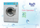 コイン投入口が付いているコンパクトなステンレス鋼の硬貨の洗濯機