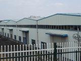 Edificio de acero prefabricado con servicio de atención al cliente excelente y bajo costo
