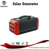 zonneKrachtcentrale van de Batterij van het Lithium van de Generator van het Systeem van het van-net de Draagbare Zonne300W
