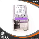 Tx 1490nm/Rx 1550 nm 80km SFP BIDI optischer Lautsprecherempfänger mit DDM Funktion