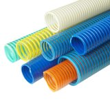 Flexible d'aspiration en spirale en PVC souple