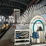 Kapazität 30000cu pro Jahr-Spanplatten-Produktionszweig