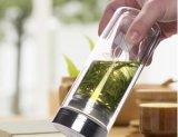 Platine de silicium et de la sécurité alimentaire couvercle en plastique du flacon de verre DN-173