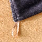 겨울 Flannel 양털 깃털 이불 덮개 침구는 침구와 시트와 베갯잇을 놓는다