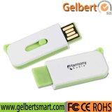 Mini mecanismo impulsor estupendo plástico de memoria Flash del palillo del USB