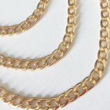 Nuove catene dell'oro degli uomini Chain della collana del metallo di disegno della catena dell'oro