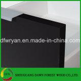 В кабинет кухня шкаф с выдвижными ящиками, High-Gloss лак черный цвет современная кухня кабинет