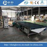 Herramienta de cambio automático de carga automática Máquina de corte CNC de hoja de MDF