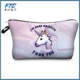 Piccola borsa sveglia portatile della moneta dell'unicorno delle donne