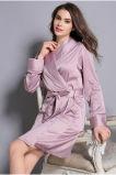 卸し売り寝間着のNightwearの女性のセクシーな絹の浴衣Sy10303009