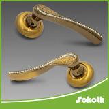 Modèle moderne de Sokoth/traitement de porte noble de diamant